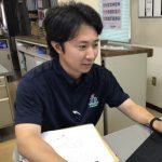 スタッフ写真(上田)