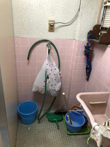 トイレ増設工事